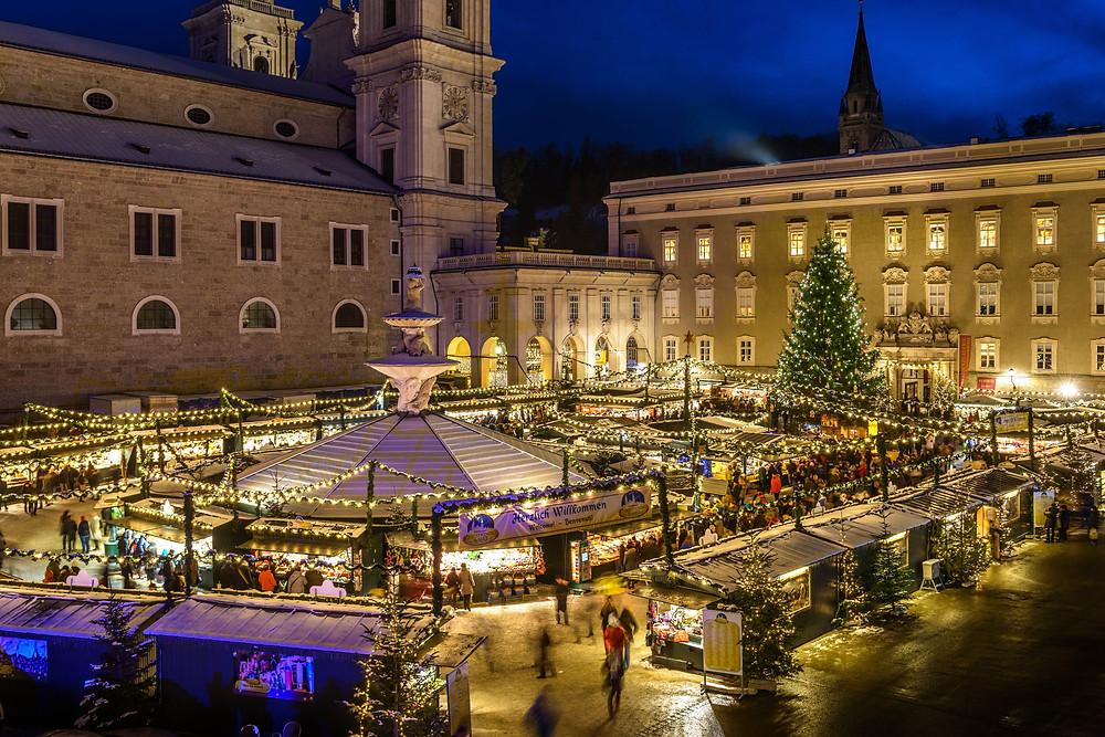 Adventsmarkt Salzburg