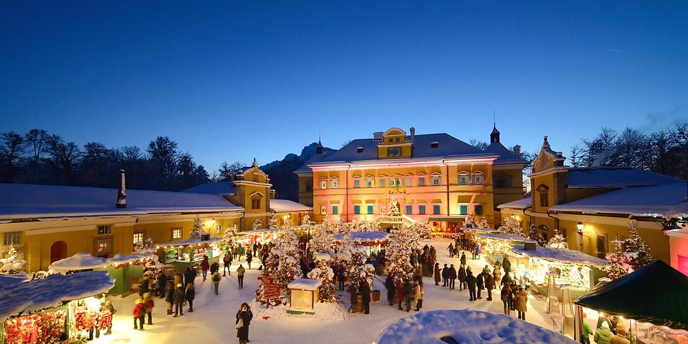 Der Hellbrunner Adventsmarkt