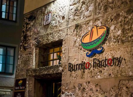 Tijuana Feels – ein Mittagessen in der Burrito Factory