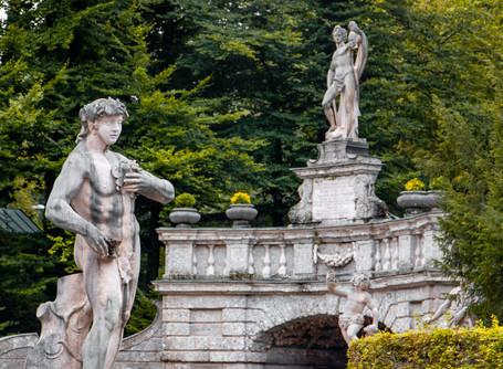 Secret Place #3: Wasserspiele und Steintheater in Hellbrunn