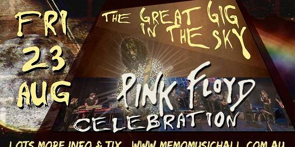 THE GREAT GIG IN THE SKY - PINK FLOYD CELEBRATION