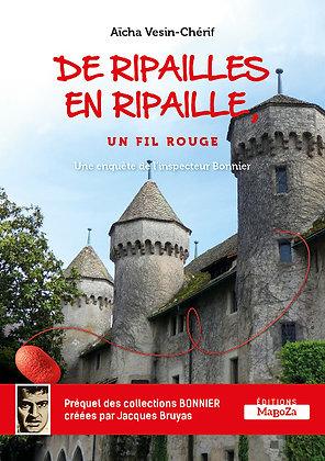 De Ripailles en Ripaille (ISBN : 978-2-38019-030-4)
