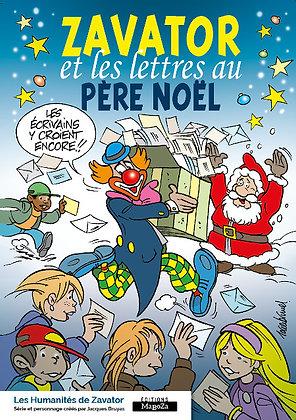 Zavator et les lettres au père Noël (ISBN : 978-2-38019-033-5)