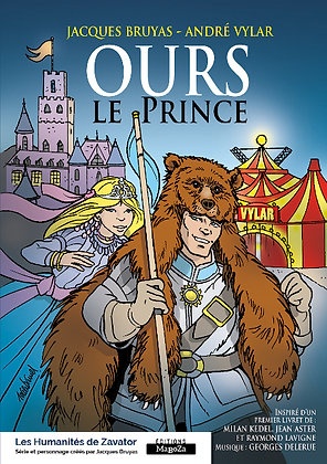 Ours le Prince (ISBN : 978-2-38019-041-0)