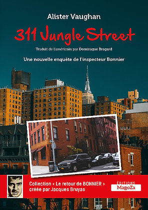 311 Jungle Street (ISBN : 978-2-38019-019-9)