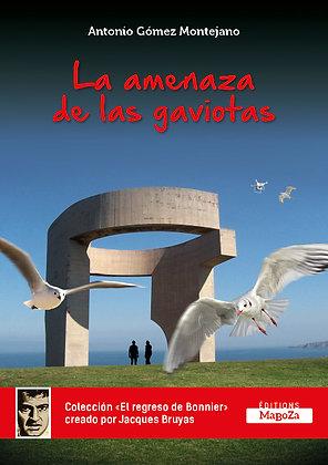 La amenaza de las gaviotas (ISBN : 978-2-38019-035-9)