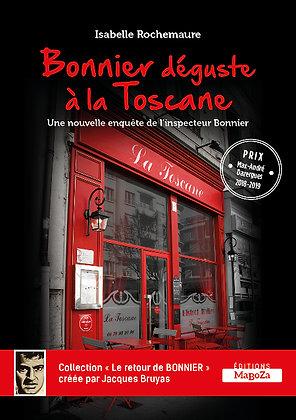 Bonnier déguste à la Toscane (ISBN : 978-2-38019-002-1)