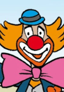 Clown Zavator - Ouvrages caritatifs Editions MaBoza