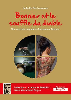 Bonnier et le souffle du diable (ISBN : 978-2-38019-019-9)