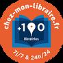 E-librairie Chez mon libraire.fr