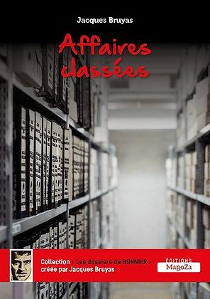 Affaires Classées (ISBN : 978-2-38019-000-7)