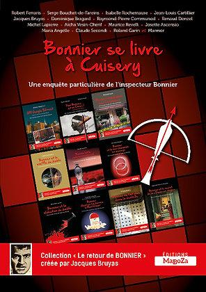 Bonnier se livre à Cuisery (ISBN : 978-2-38019-026-7)