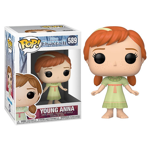 Figura POP Young Anna Frozen 2