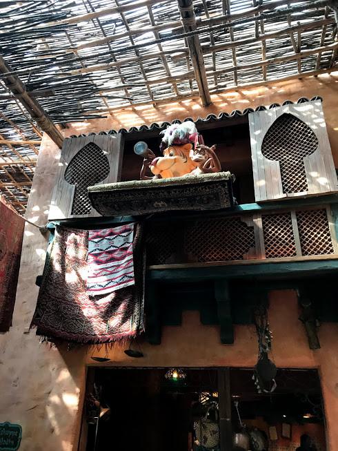 Restaurant Agrabah Cafe Disneyland Paris opiniones