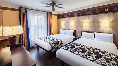 Hotel Cheyenne Disneyland Paris ofertas reserva descuento