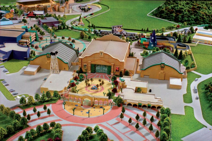 El Parque Walt Disney Studios en 10 fechas clave Disneyland Paris