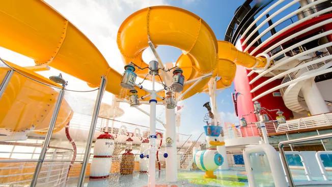 Curiosidades de Disney Cruise Line cruceros barcos