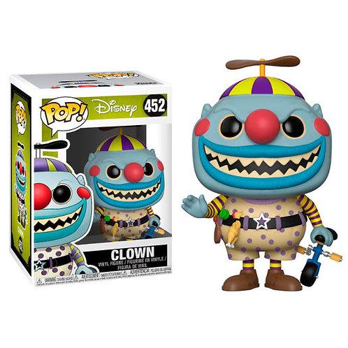 Figura POP ClownPesadilla Antes de Navidad