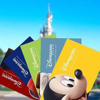Comprar entradas Disneyland Paris Parque Eurodisney Disney oferta descuento viaje