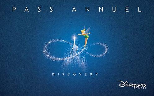 Pase Anual Discovery Disneyland Paris
