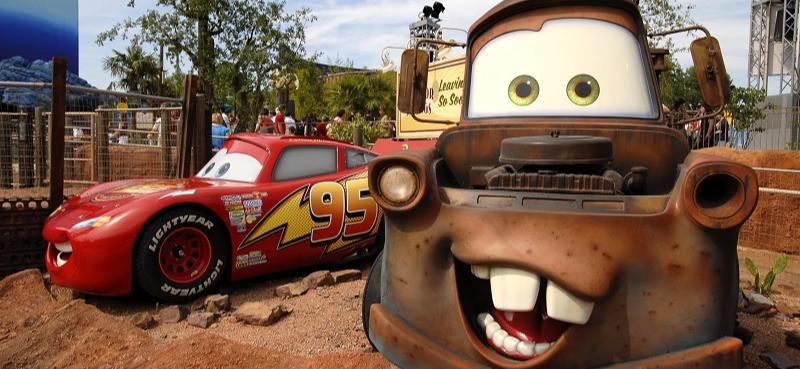 Cars Quatres Roues Rallye