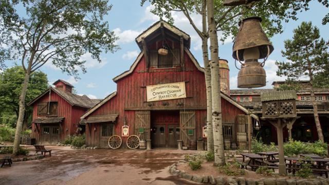 Cowboy Cookout Barbecue en Disneyland Paris