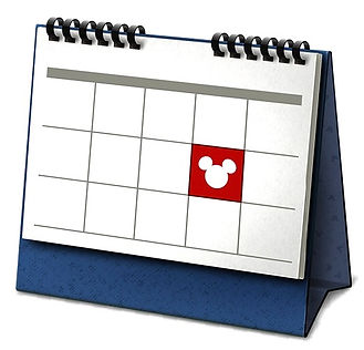 Eventos temporadas calendario festivales conciertos fiestas Disneyland Paris