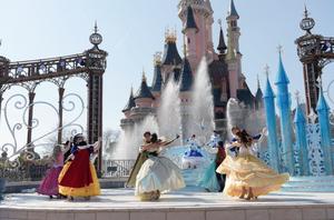 Vals Princesas Disney Disneyland Paris