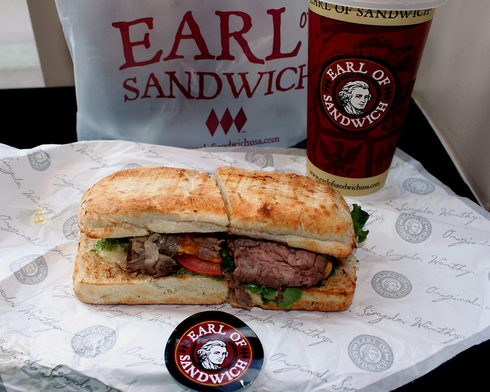 Earl of Sandwich en Disney Village