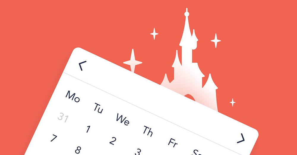 Plataforma de reservas de acceso a los Parques de Disneyland Paris