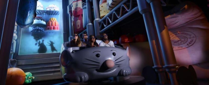 Ratatouille The Attraction