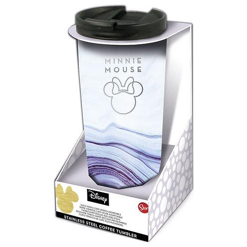 Vaso cafe acero inoxidable Minnie