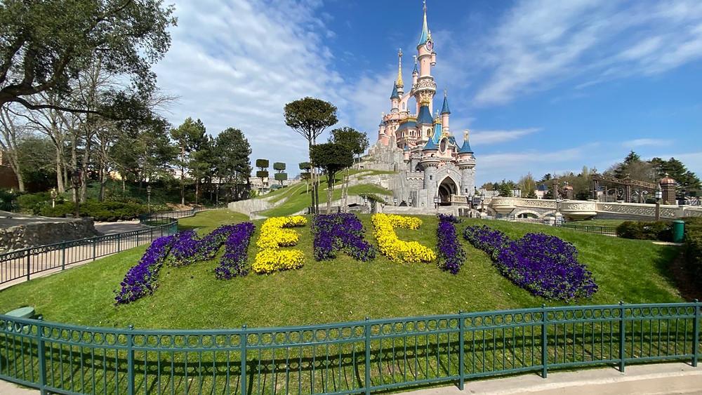 Día Mundial de la Salud en Disneyland Paris