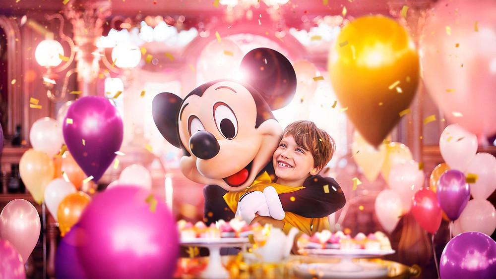 Celebraciones mágicas en Disneyland París