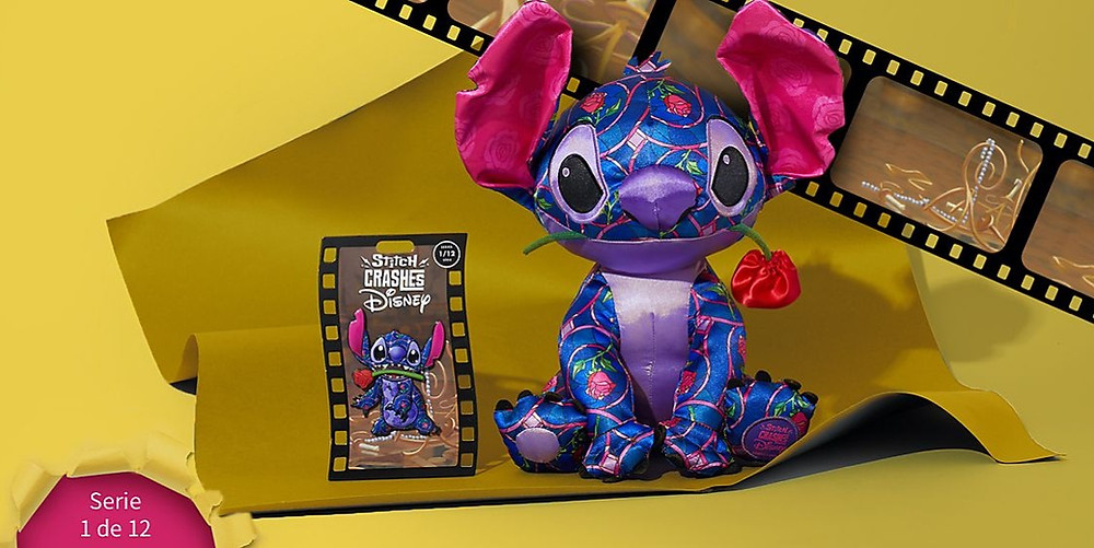 Stich Crashes Disney en Shop Disney