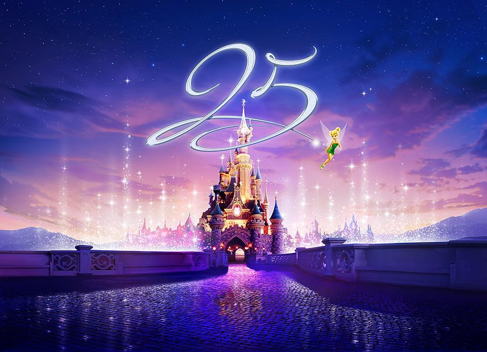 Curiosidades 25 Aniversario Disneyland Paris