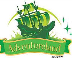 Adventureland Disneyland Pari
