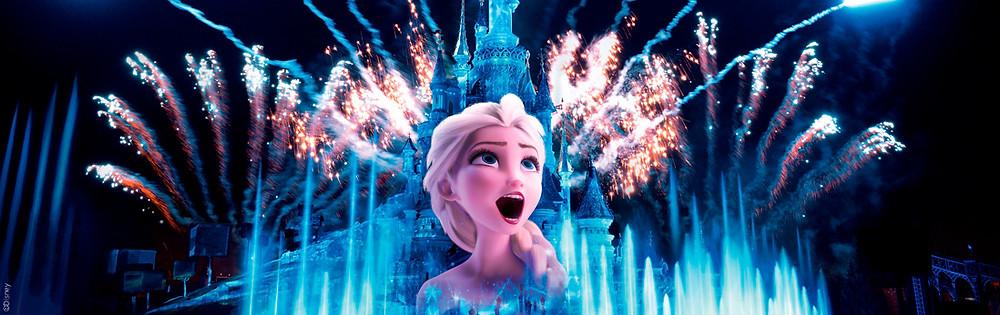 Disney Illuminations Show Disneyland Paris