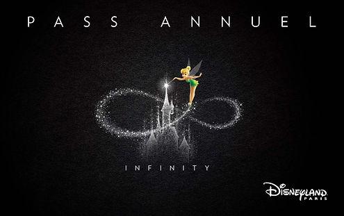 Pase Anual Infinity Disneylan Paris