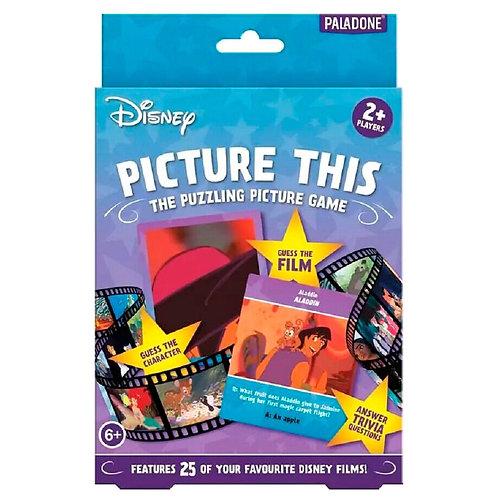 Juego de cartas Trivial Disney