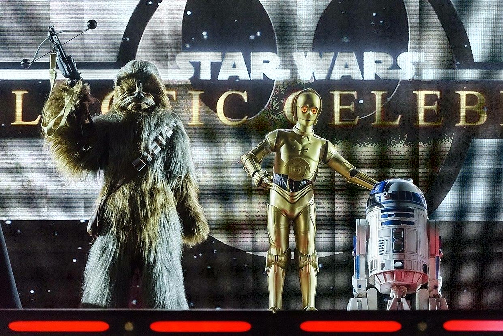 La Temporada Disneyland Paris Star Wars