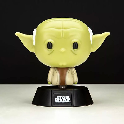 Lampara Icon Yoda
