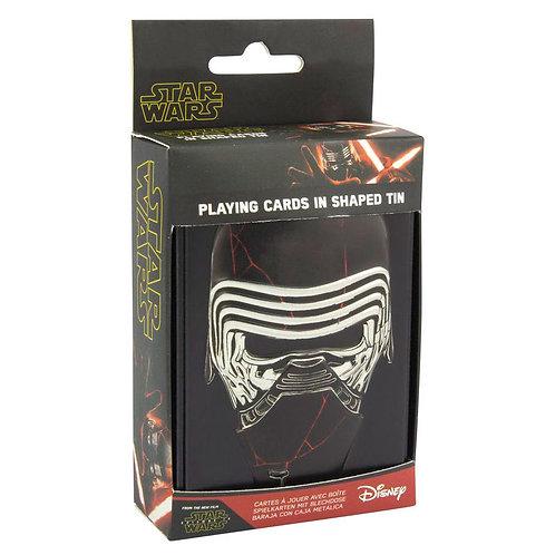 Baraja de cartas Kylo Ren Star Wars
