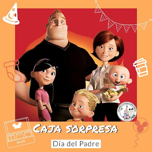 Caja sorpresa Día del Padre