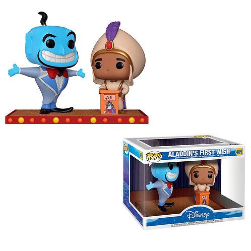 Figura POP Aladdin y Genio
