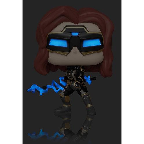 Figura POP Black Widow Stark Tech Suit Chase Marvel