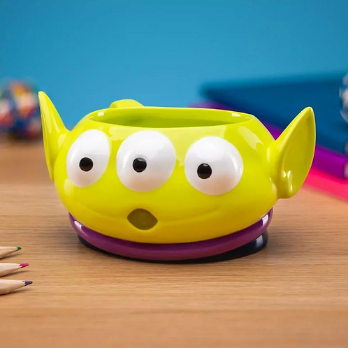 Taza 3D alien Toy Story
