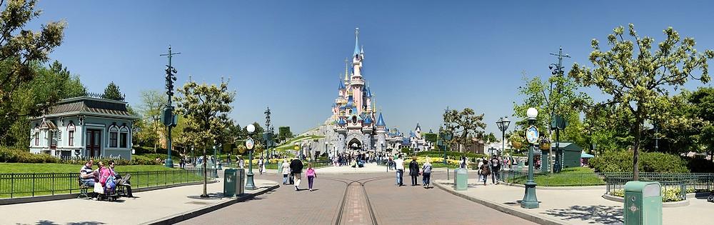 Secretos Disneyland Paris Euro Disney Parque