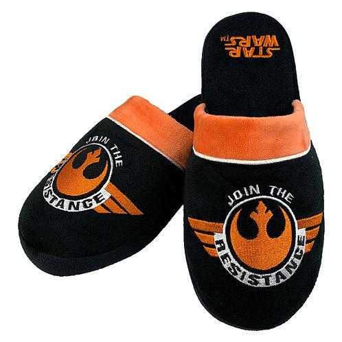 Pantuflas Join the Resistance Star Wars