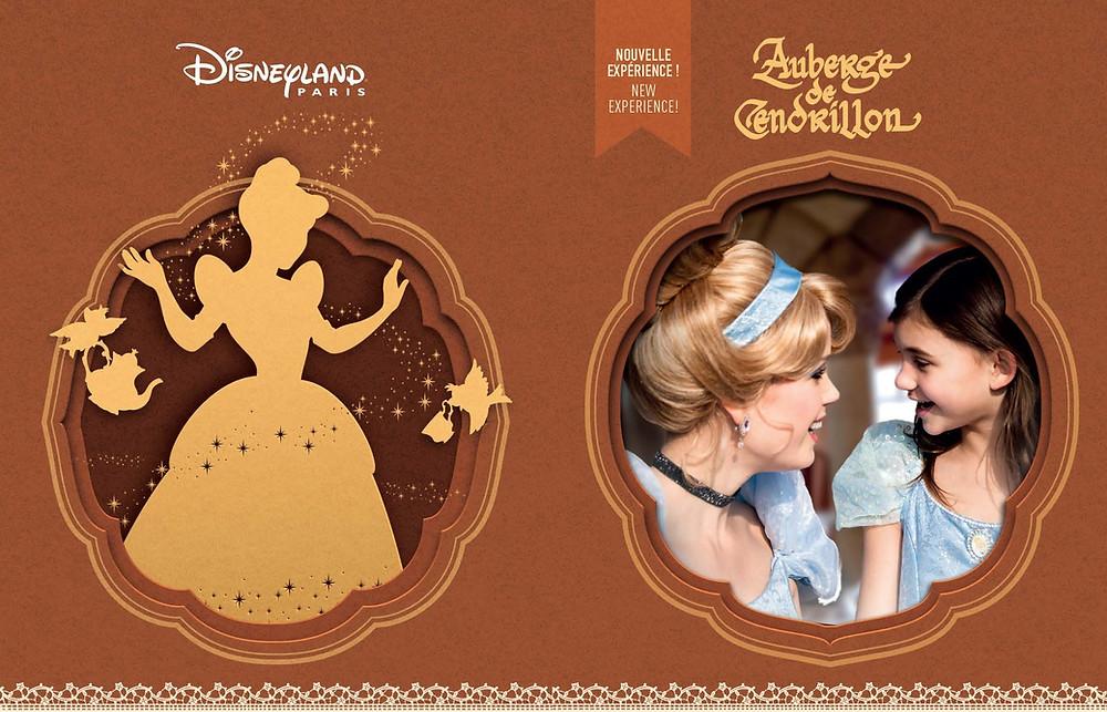 Desayuno con Princesas Disney en Disneyland Paris